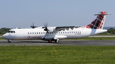 G-FBXB - ATR 72-212A(600) - Loganair