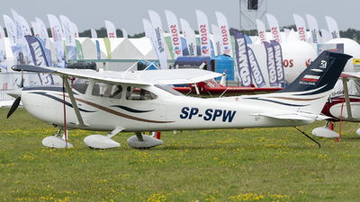 SP-SPW - Cessna 182T Skylane - Private