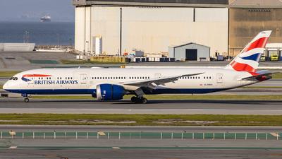 G-ZBKH - Boeing 787-9 Dreamliner - British Airways