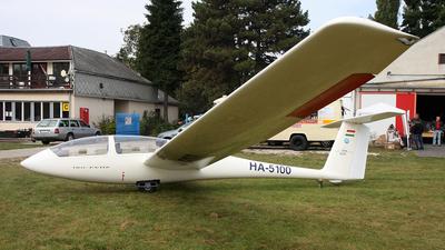 HA-5100 - Grob G103 Twin Astir II - Private