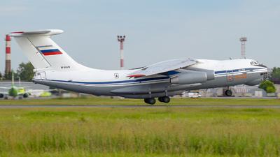 RF-86825 - Ilyushin IL-76M - Russia - Air Force