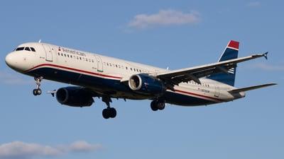 N578UW - Airbus A321-231 - American Airlines
