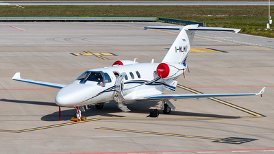 I-MLMU - Cessna 525 CitationJet M2 - Private
