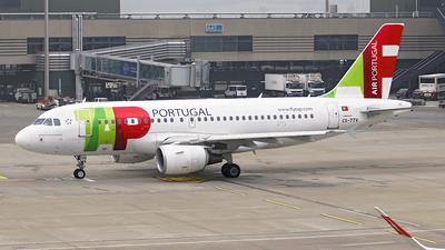 CS-TTV - Airbus A319-112 - TAP Air Portugal
