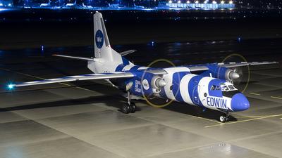 LZ-FLL - Antonov An-26B - Edwin Air Cargo