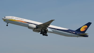 VT-JEG - Boeing 777-35RER - Jet Airways