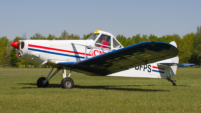 G-BFPS - Piper PA-25-235 Pawnee D - Private
