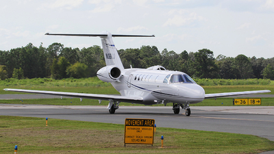 N888KJ - Cessna 525 Citation CJ4 - Private