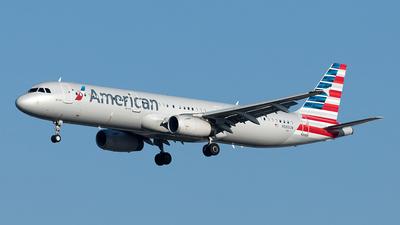 N580UW - Airbus A321-231 - American Airlines
