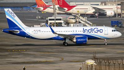 A picture of VTISS - Airbus A320251N - IndiGo - © Sanskar nawani