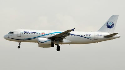 EP-APF - Airbus A320-231 - Iran Aseman Airlines