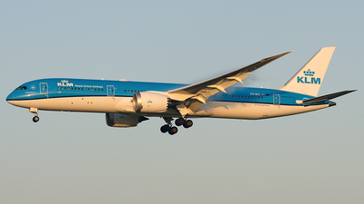 PH-BHL - Boeing 787-9 Dreamliner - KLM Royal Dutch Airlines