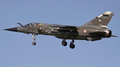 606 - Dassault Mirage F1CR - France - Air Force