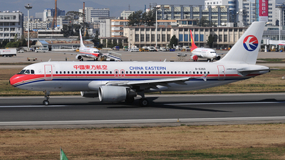 B-6260 - Airbus A320-214 - China Eastern Airlines
