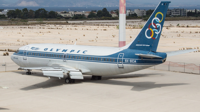 SX-BCA - Boeing 737-284(Adv) - Olympic Airways