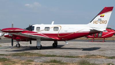 HC-CRO - Piper PA-31T2 Cheyenne II XL - LAN Fumigación Ecuador