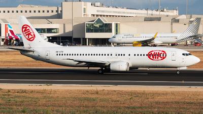OM-GTD - Boeing 737-46J - Niki (Go2Sky) Airline
