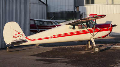 CC-PDT - Cessna 140 - Private