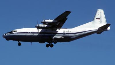 RA-11124 - Antonov An-12B - Tesis Aviation Enterprise