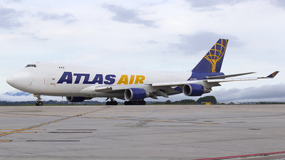 N419MC - Boeing 747-48EF(SCD)  - Atlas Air