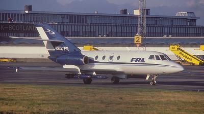 N907FR - Dassault Falcon 20D - FR Aviation