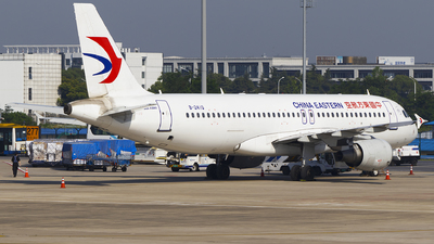 A picture of B2410 - Airbus A320214 - China Eastern Airlines - © KnightHammer Aviation