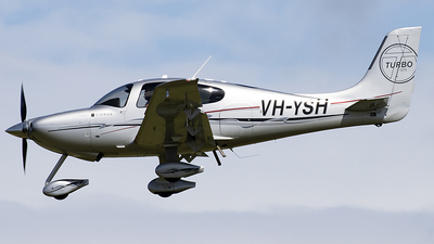 VH-YSH - Cirrus SR22-GTS Turbo - Private