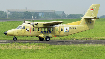 PK-XDP - Indonesian Aerospace Nusantara N219 - Indonesian Aerospace