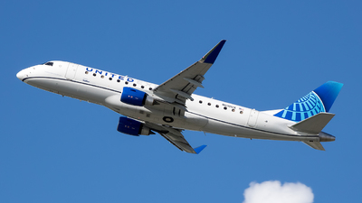 N610UX - Embraer 170-200LL - United Express (ExpressJet Airlines)