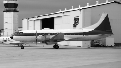 N24DR - Convair CV-440-75 - Airgo Airfreight
