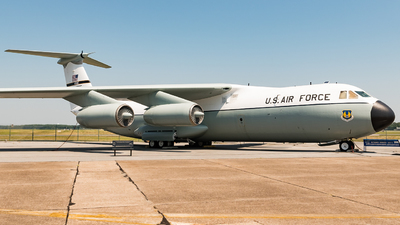 61-2775 - Lockheed NC-141A Starlifter - United States - US Air Force (USAF)