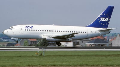 OO-SDC - Boeing 737-229(Adv) - TEA - Trans European Airways