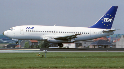 OO-SDC - Boeing 737-229(Adv) - TEA - Trans European Airways