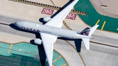A7-BBI - Boeing 777-2DZLR - Qatar Airways