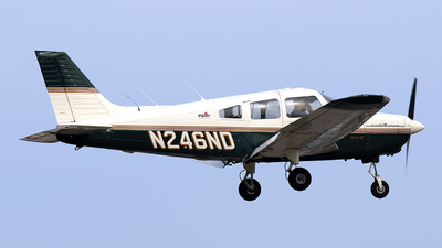 N246ND - Piper PA-28-161 Warrior III - Global Aviation Center