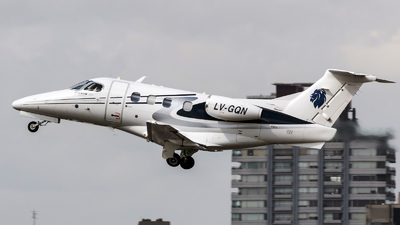 LV-GQN - Embraer 500 Phenom 100 - Private