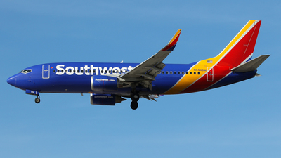 N654SW - Boeing 737-3H4 - Southwest Airlines