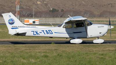 ZK-TAD - Cessna 172R Skyhawk II - Mainland Air
