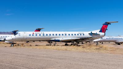 N283SK - Embraer ERJ-145LR - Delta Connection (Shuttle America)
