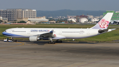 A picture of B18356 - Airbus A330302 - China Airlines - © TY-CHEN
