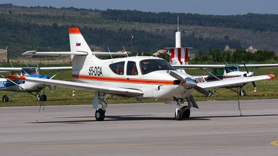 S5-DGA - Rockwell Commander 112A - Private