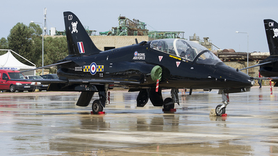 XX332 - British Aerospace Hawk T.1A - United Kingdom - Royal Air Force (RAF)