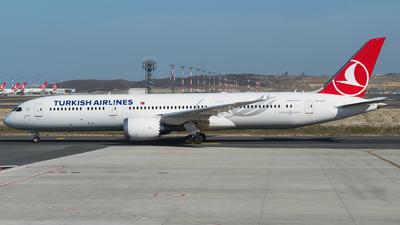 A picture of TCLLA - Boeing 7879 Dreamliner - Turkish Airlines - © Furkan Borakazi