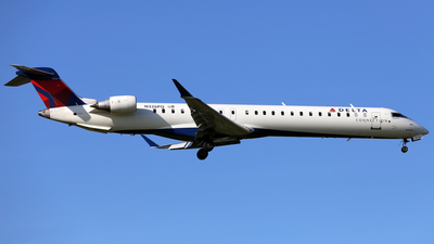 N326PQ - Bombardier CRJ-900LR - Delta Connection (Endeavor Air)