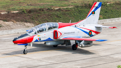 14328 - NAMC/PAC JL-8W - Bangladesh - Air Force