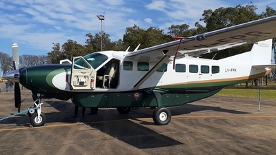 LV-FPR - Cessna 208B Grand Caravan EX - Private