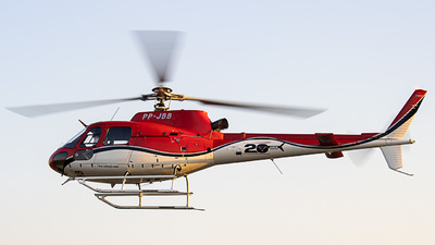A picture of PPJBB - Helibras AS350 B2 Esquilo - [7155] - © Lucas Lima / limaspotter
