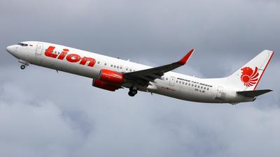 PK-LJK - Boeing 737-9GPER - Lion Air