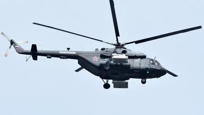 22 - Mil Mi-8AMTSh Hip - Russia - Navy