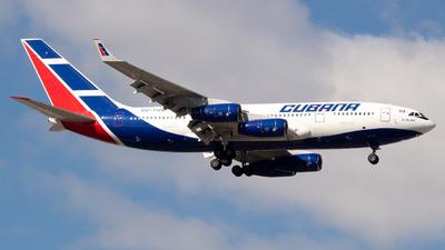 A picture of CUT1251 - Ilyushin Il96300 - Cubana - © Ismael Lopez - PMI Plane Spotting
